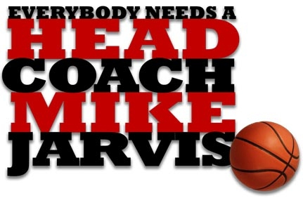 Coach Mike Jarvis